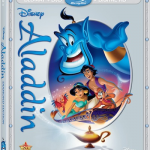 Aladdin Diamond Edition on Blu-Ray & Digital HD