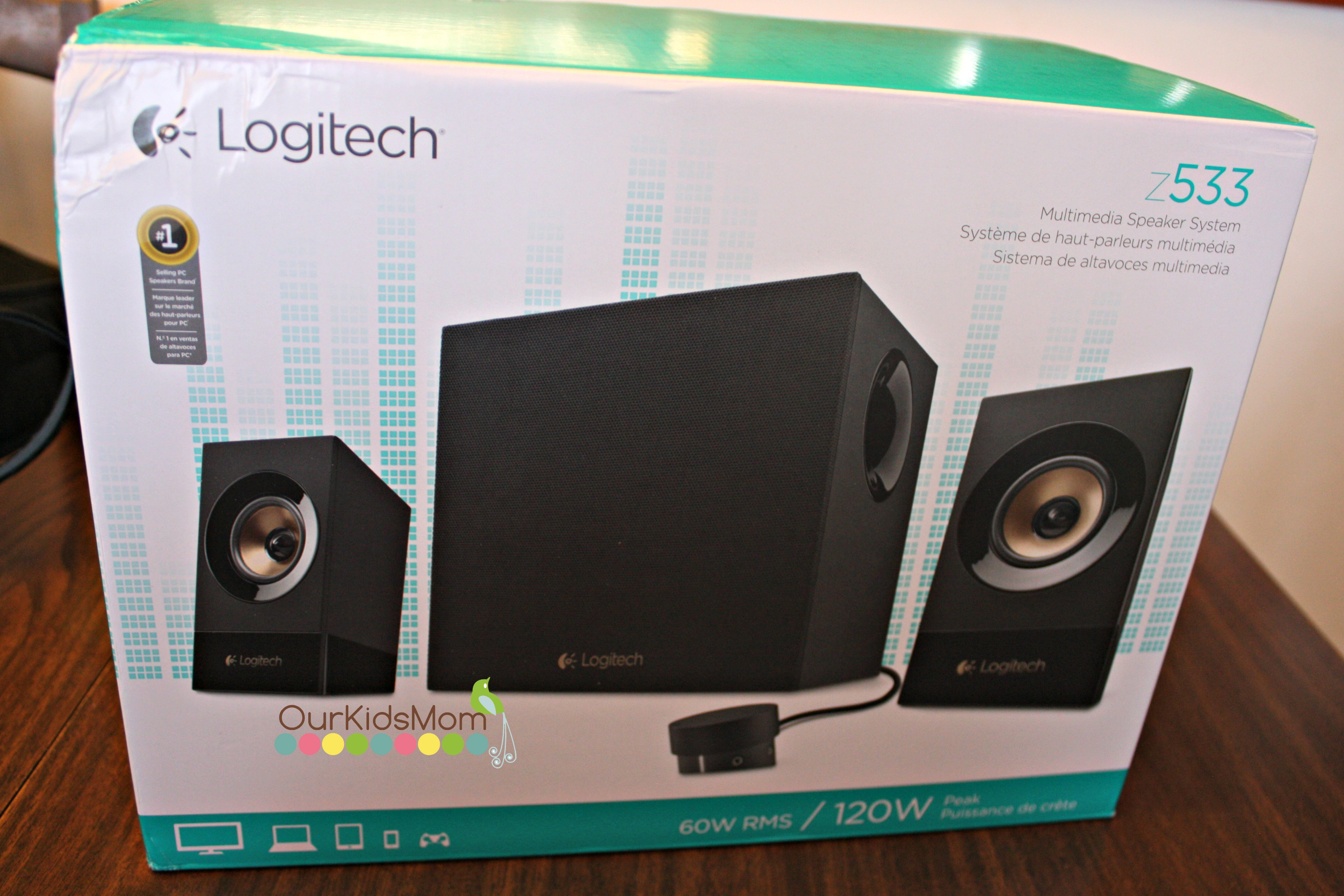 Speaker System in the box