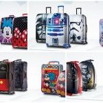 Disney American Tourister Luggage