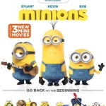 Minions on Blu-Ray/DVD