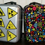 Travel Kool Luggage for Teens and Tweens