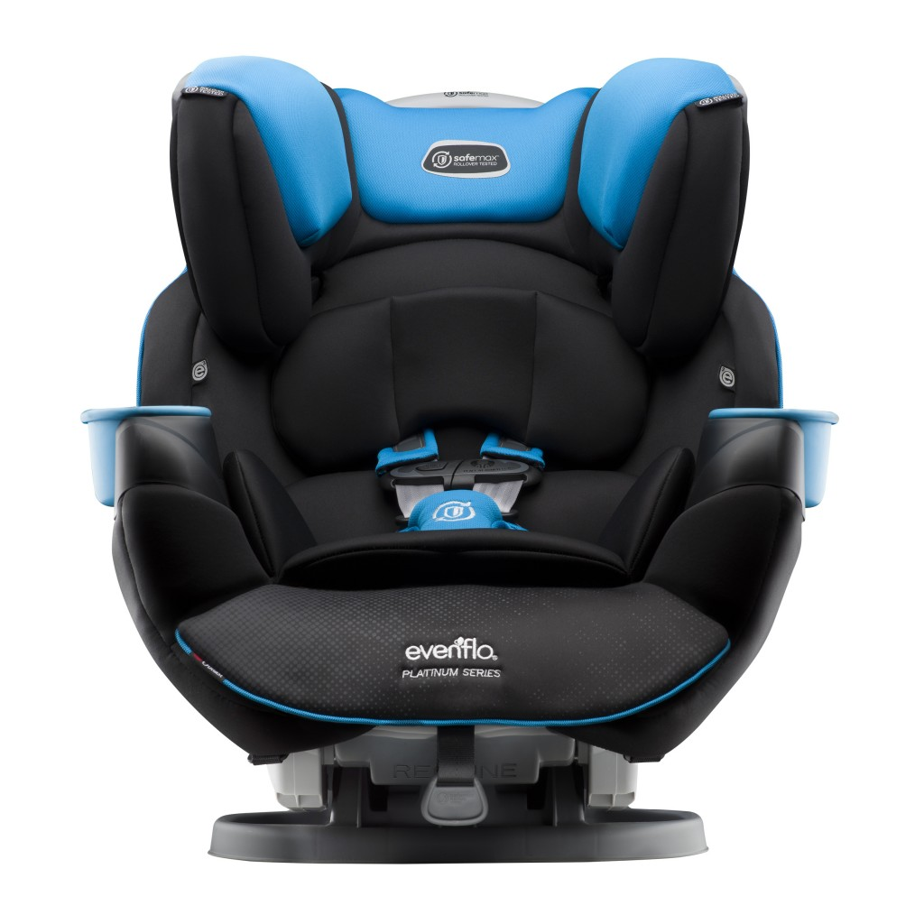 Evenflo SafeMax All-in-One Car Seat - Front