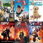 Easter Video Download Bundle #GIVEAWAY | Spy Kids 1-3, Astro Boy & More | ends 4/9