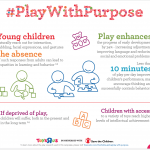 Unstructured Playtime Ideas For Kids #PlayWithPurpose