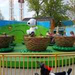 Family Fun at Worlds of Fun Theme Park | #WOFFirstTimer