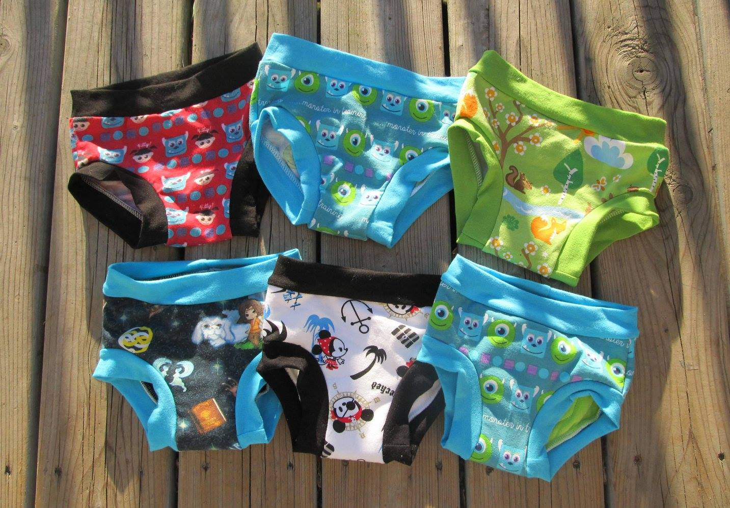 Potty Training Underware