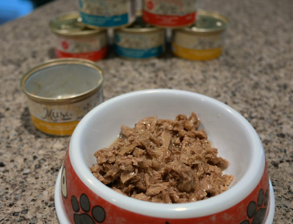 Muse Natural Recipes Moist Cat Food Ourkidsmom