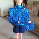 "Back to School | Bixbee ""Shark Camo"" Kids Backpack"