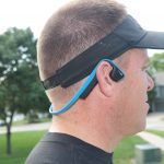 Aftershokz Trekz Titanium Open Ear Wireless Headphones