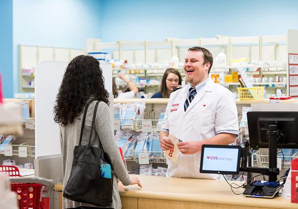 Target CVS Pharmacist