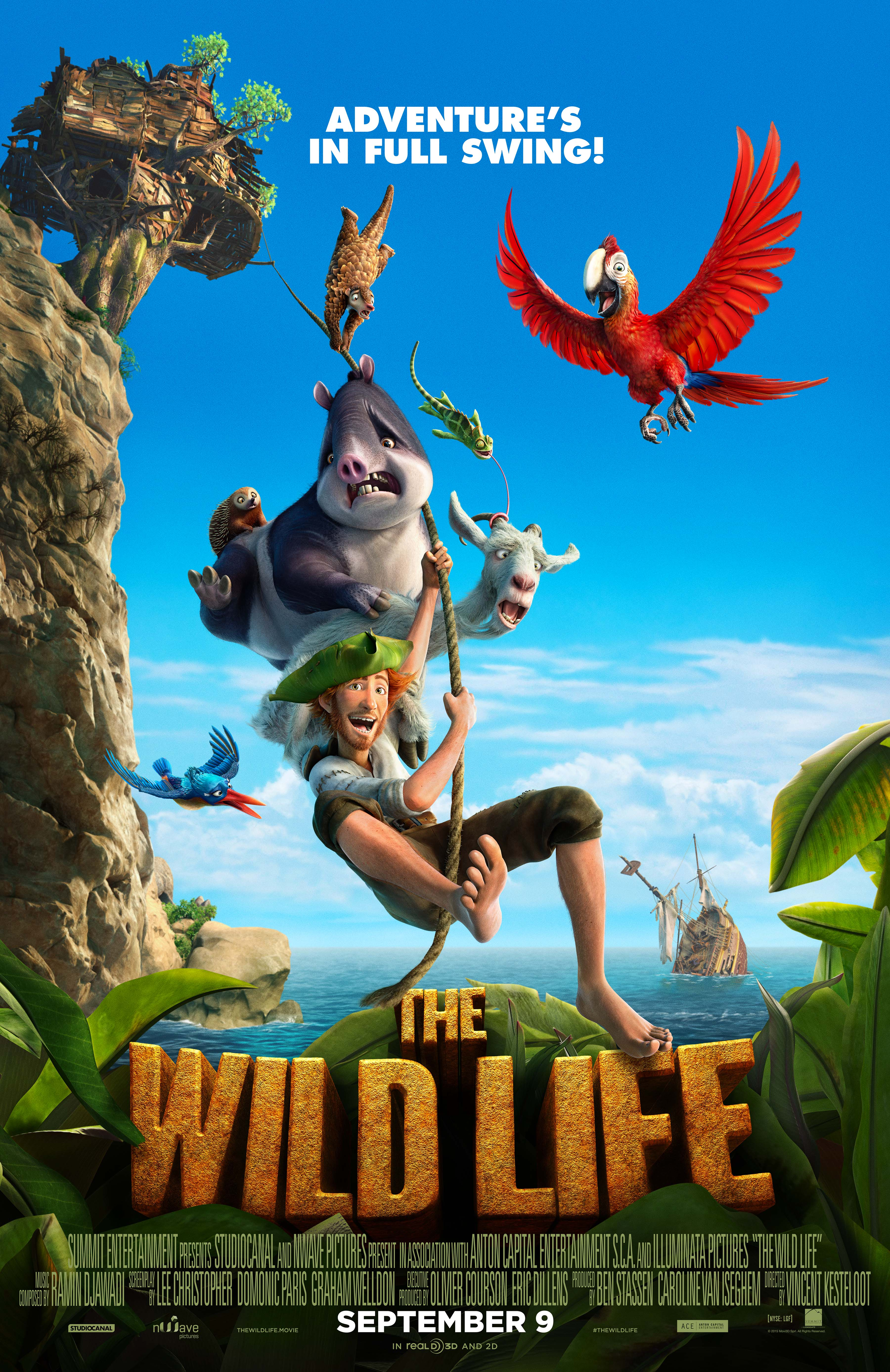 TheWildLife-NewPoster