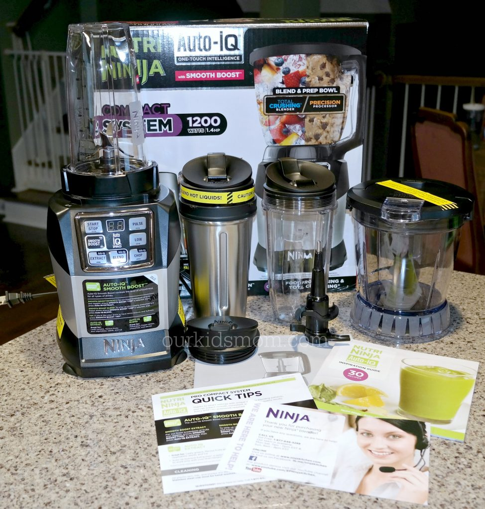 Nutri ninja blender system with auto iq technology - I Had Heard So Many Good Things About Ninja Blenders But I Always Just Poo Poo D Them I Had A Lower End Blender That I Had Tried To Use For Fruit And