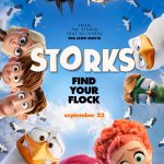Storks in Theaters September 23 | $25 Visa #GIVEAWAY | ends 9/30