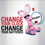 Change Your Clock, Change Your Batteries! #StillGoing
