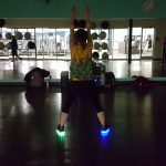 Neon KYX Light Up Shoes