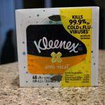 Be Proactive with Kleenex Anti Viral  #ShareKleenexCare