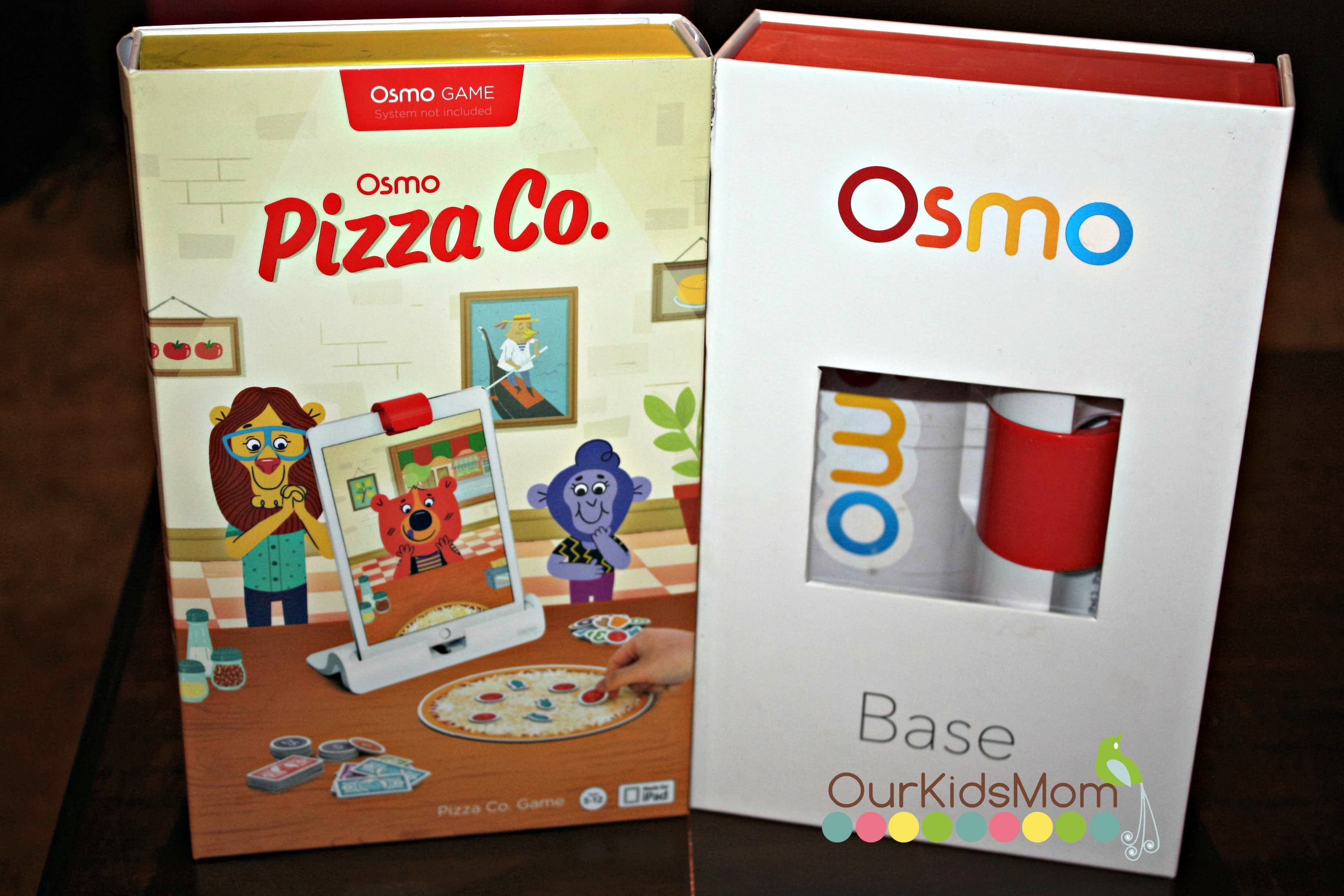 Osmo Pizza Co and Base