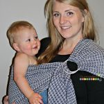 Hip Baby Wrap Ring Sling