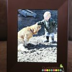 Nixplay 8 inch Iris Digital Photo Frame – Mother's Day Gift Idea