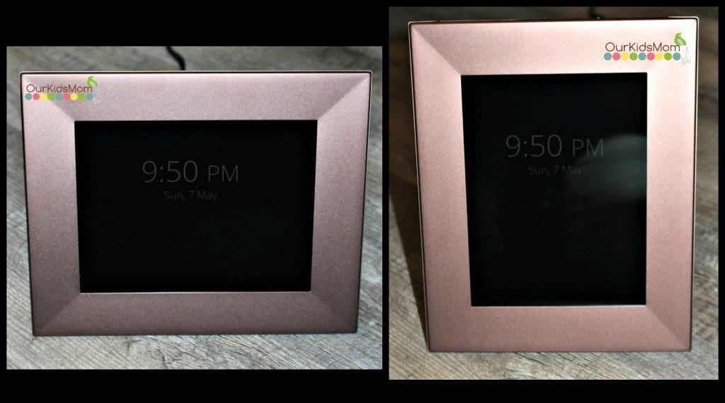 Nixplay 8 inch Iris Digital Photo Frame - Mother\'s Day Gift Idea ...
