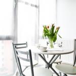 Apartment Family Life Has Many Advantages