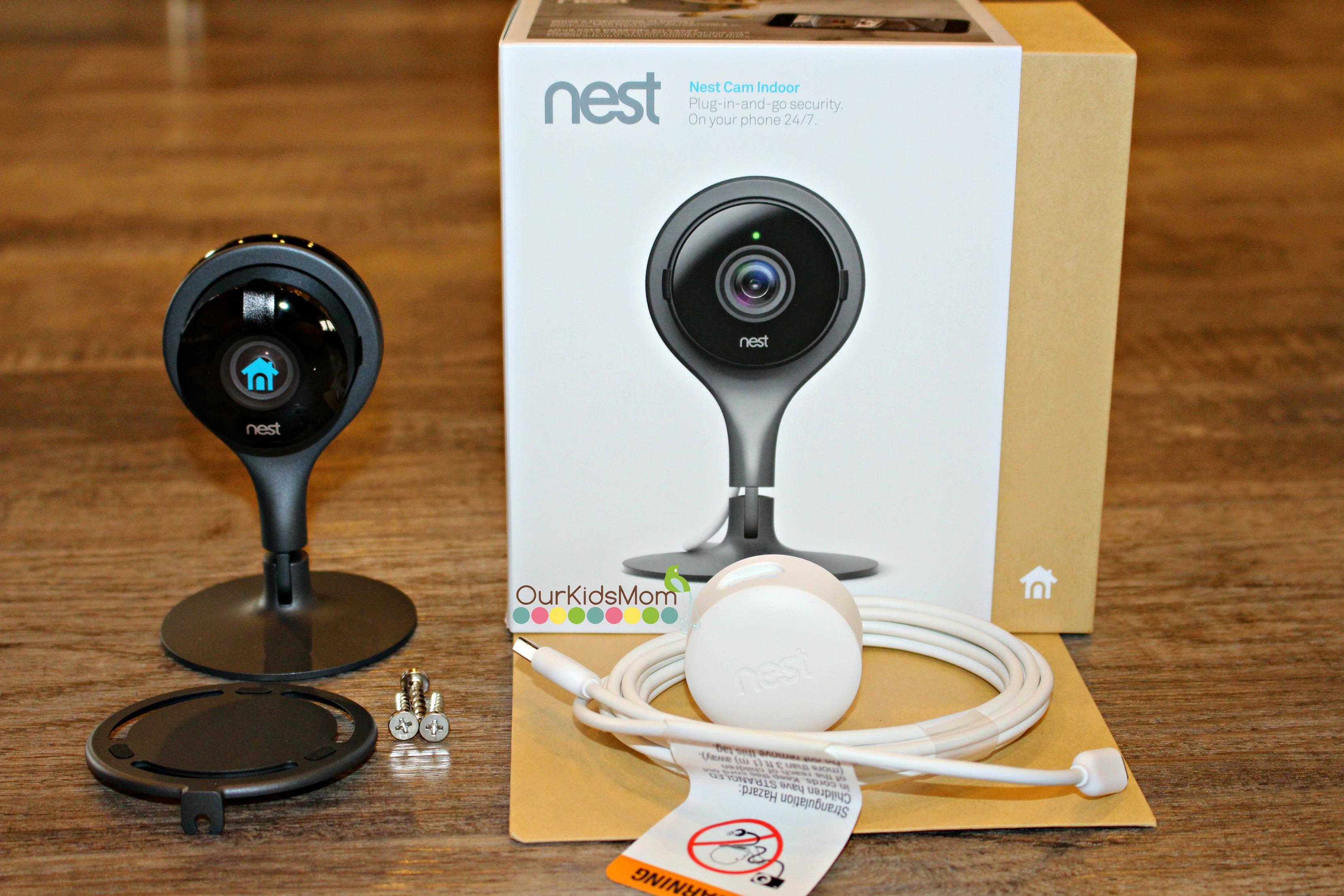 Nest Cam Indoor Review Ourkidsmom