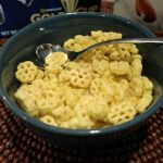 Honeycomb Cereal Makes Breakfast Biggerer