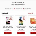 CVS App Makes Shopping Quick & Easy | Curbside Pickup