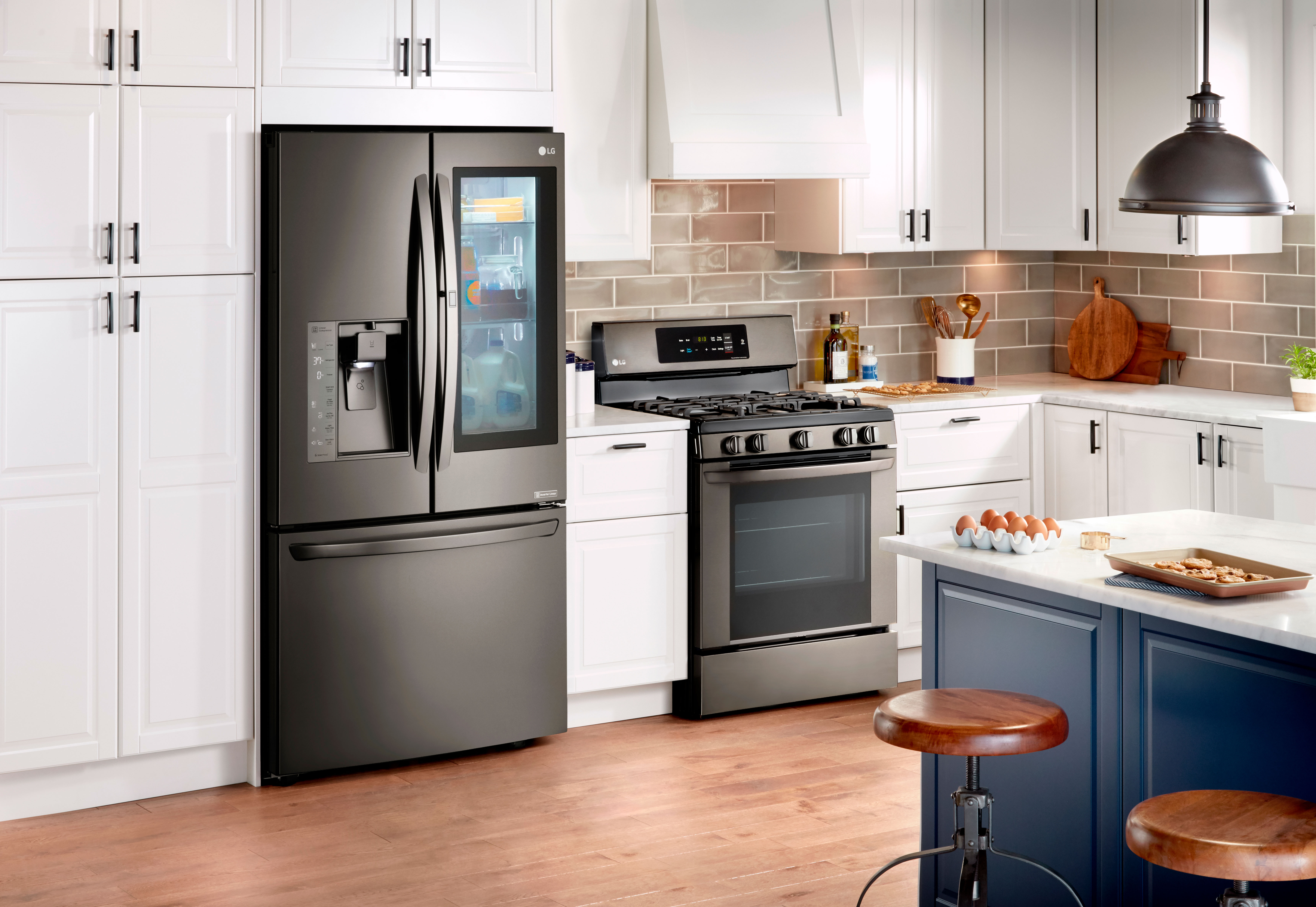 Prep Your Kitchen For The Holidays Lg Appliances