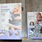 Boppy ComfyFit Baby Carrier and Teething Scarf