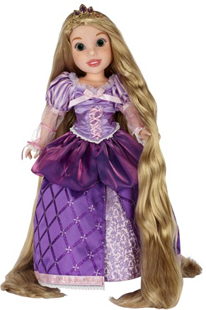 Princess and Me Tangled_Rapunzel