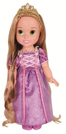 Toddler Rapunzel