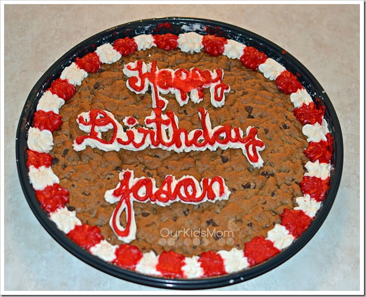 WIN Say It With Mrs Fields Cookie Cakes GIVEAWAY