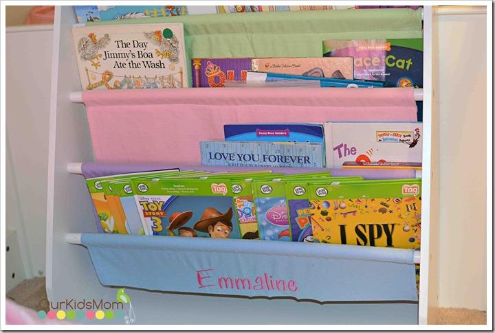 Bookshelf Customized For Emmaline