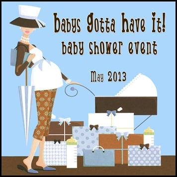 Babys Gotta Have It! Baby Shower Event