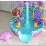 ariel's floating playset