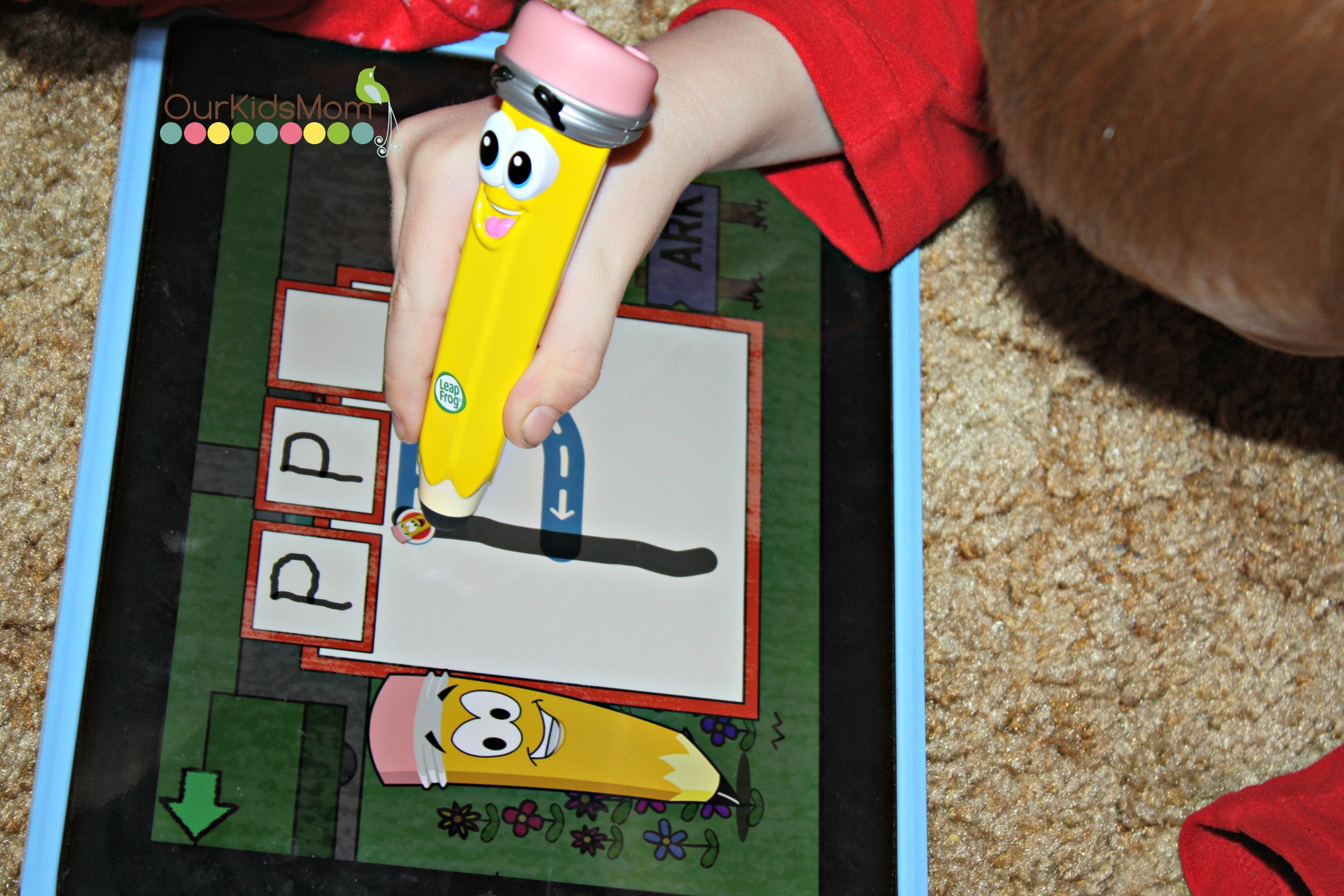 Leapfrog Mr. Pencil and Creativity Camera | App Learning Toys