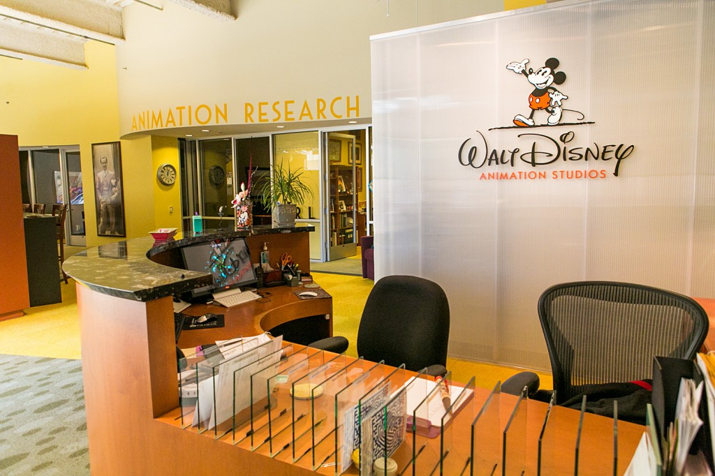 Disney Animation Research Library #PirateFairyBloggers