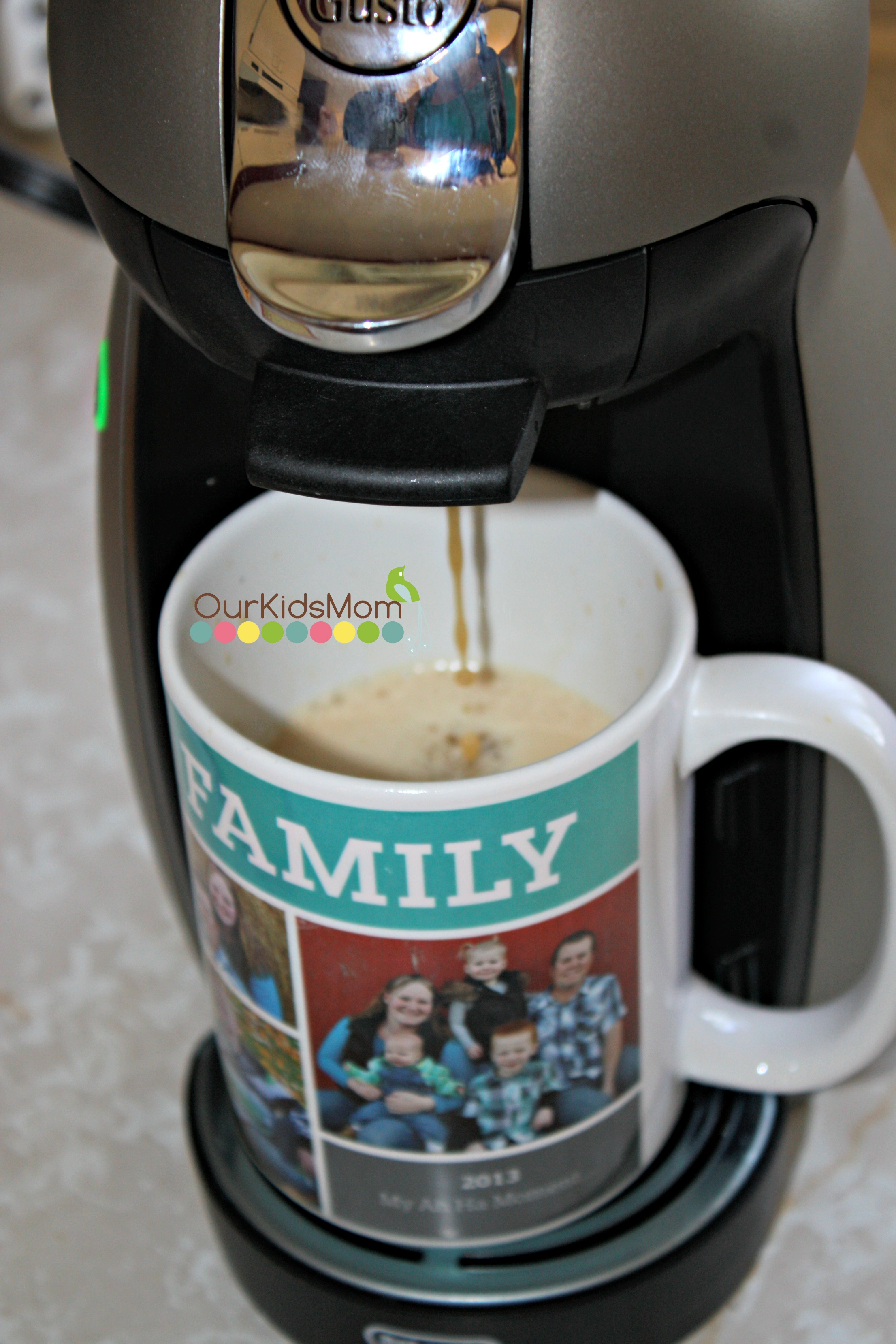 Great cup of coffee