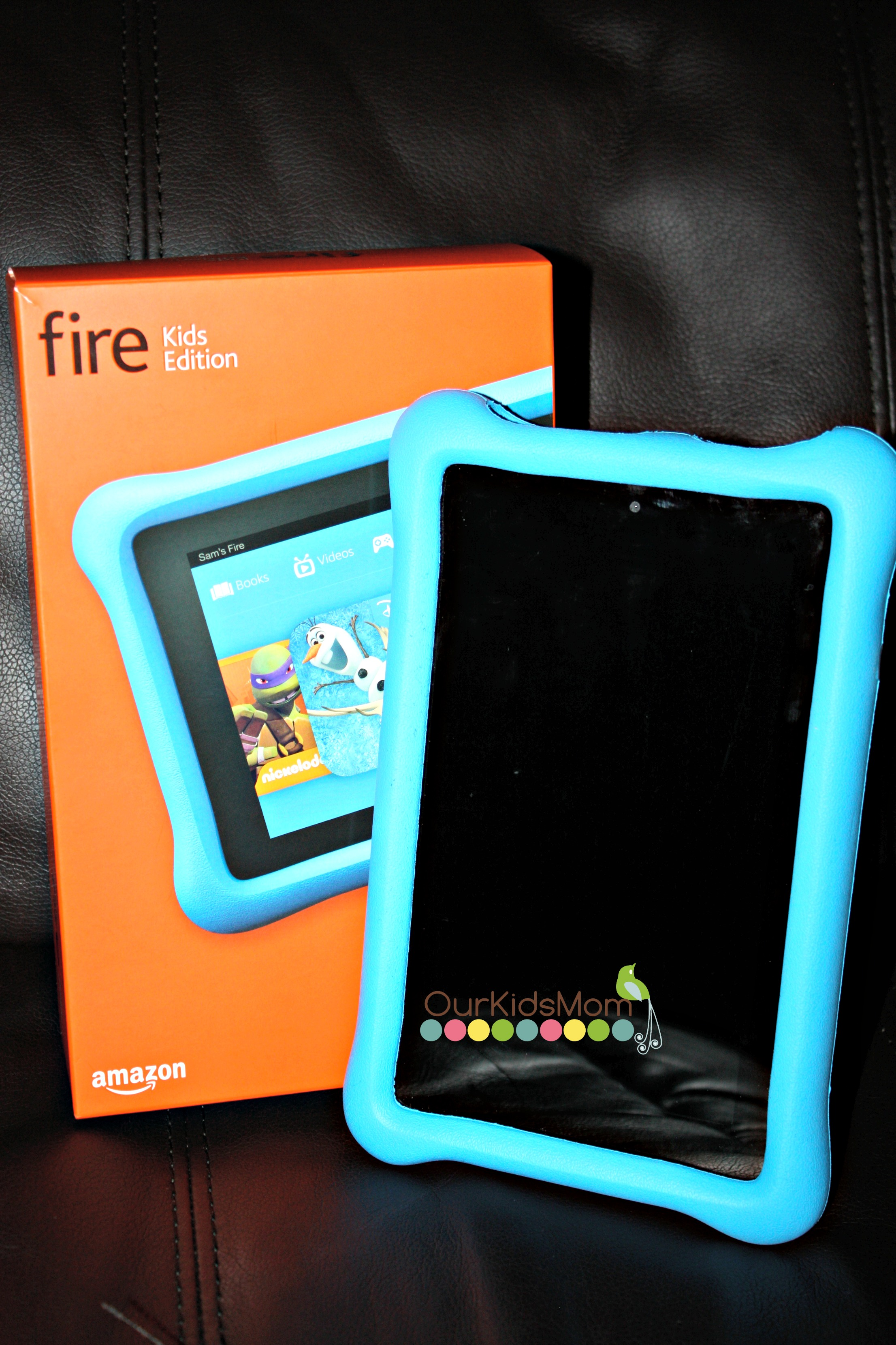 Amazon Fire Kids Edition Tablet - OurKidsMom